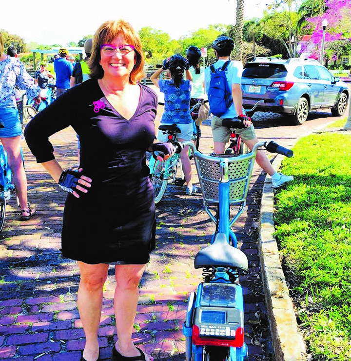 Pedal Power Promoters Help Local Communities Become