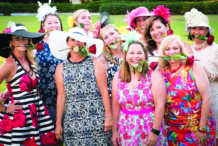 The Outreach Clinic Presents Its 8th Annual Kentucky Derby Party A