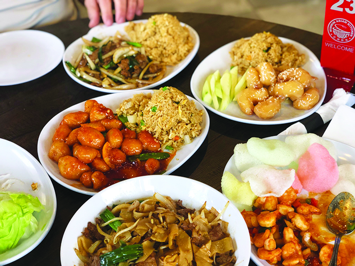 Fresh And Delicious Cuisine Served Up At New Asian Kitchen Is A Win Win Osprey Observer