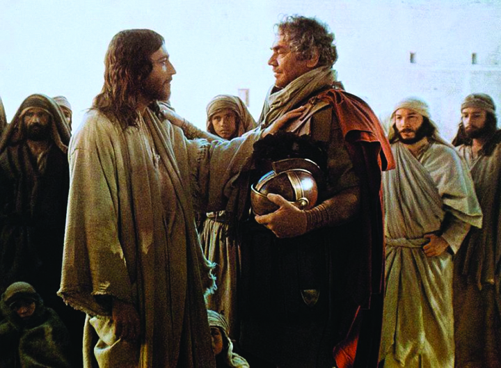 The Mighty Miracles Of Jesus: Jesus Healed The Centurion's Servant | Osprey  Observer