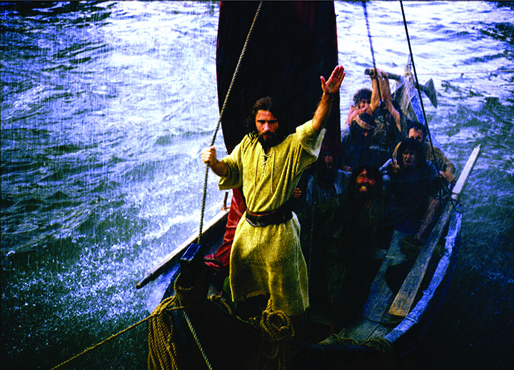 The Mighty Miracles Of Jesus: Calming The Stormy Sea - Osprey Observer