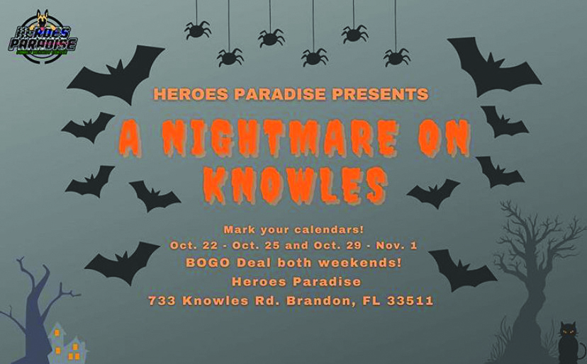 Halloween Event 2020 Paradise Bay Local Halloween Events Offer A Hint Of Surprises & Scares For