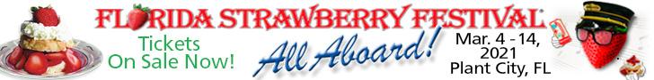 Leaderboard – Florida Strawberry Festival 2/04 – 3/14/2021
