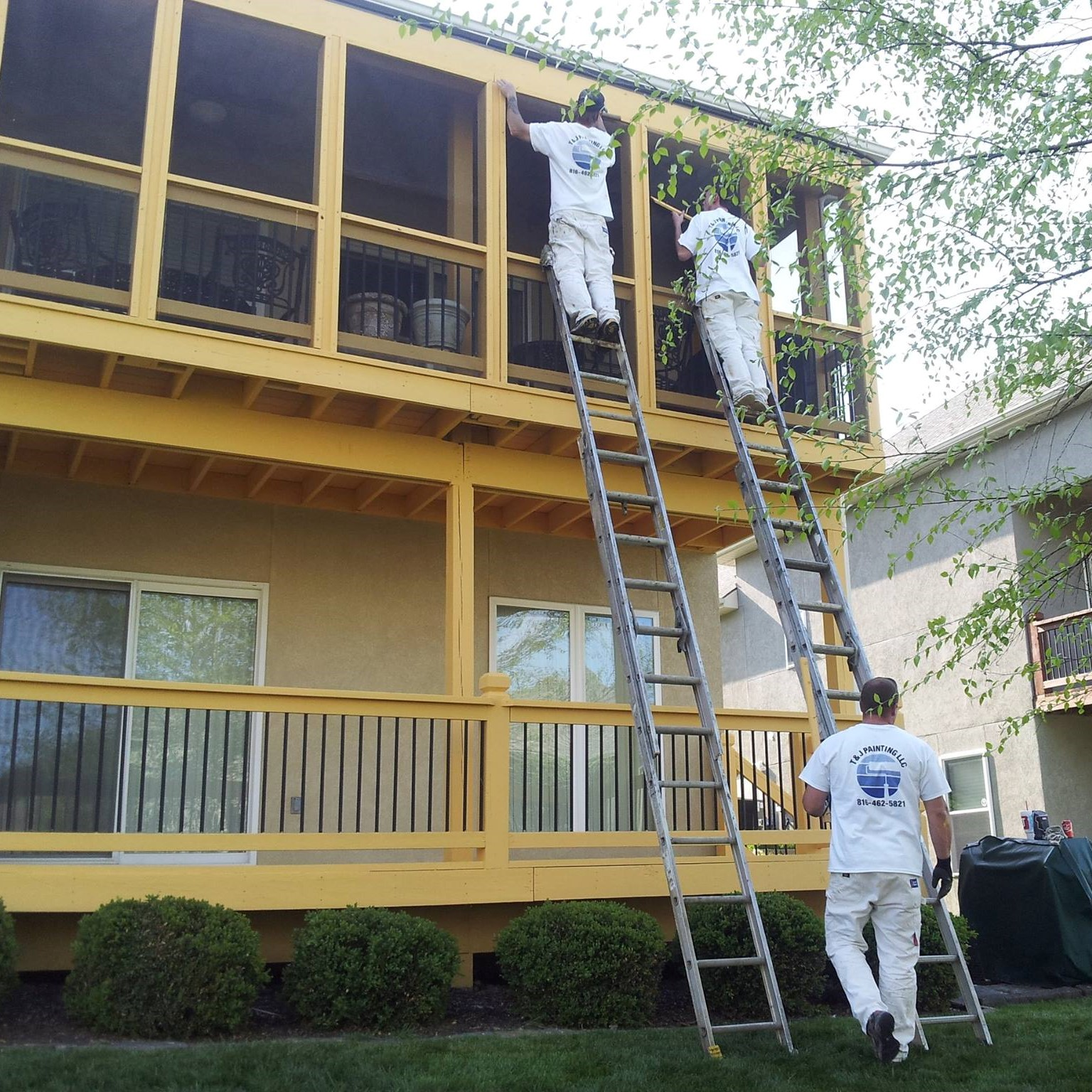 T&J Painting Joins The Riverview Community