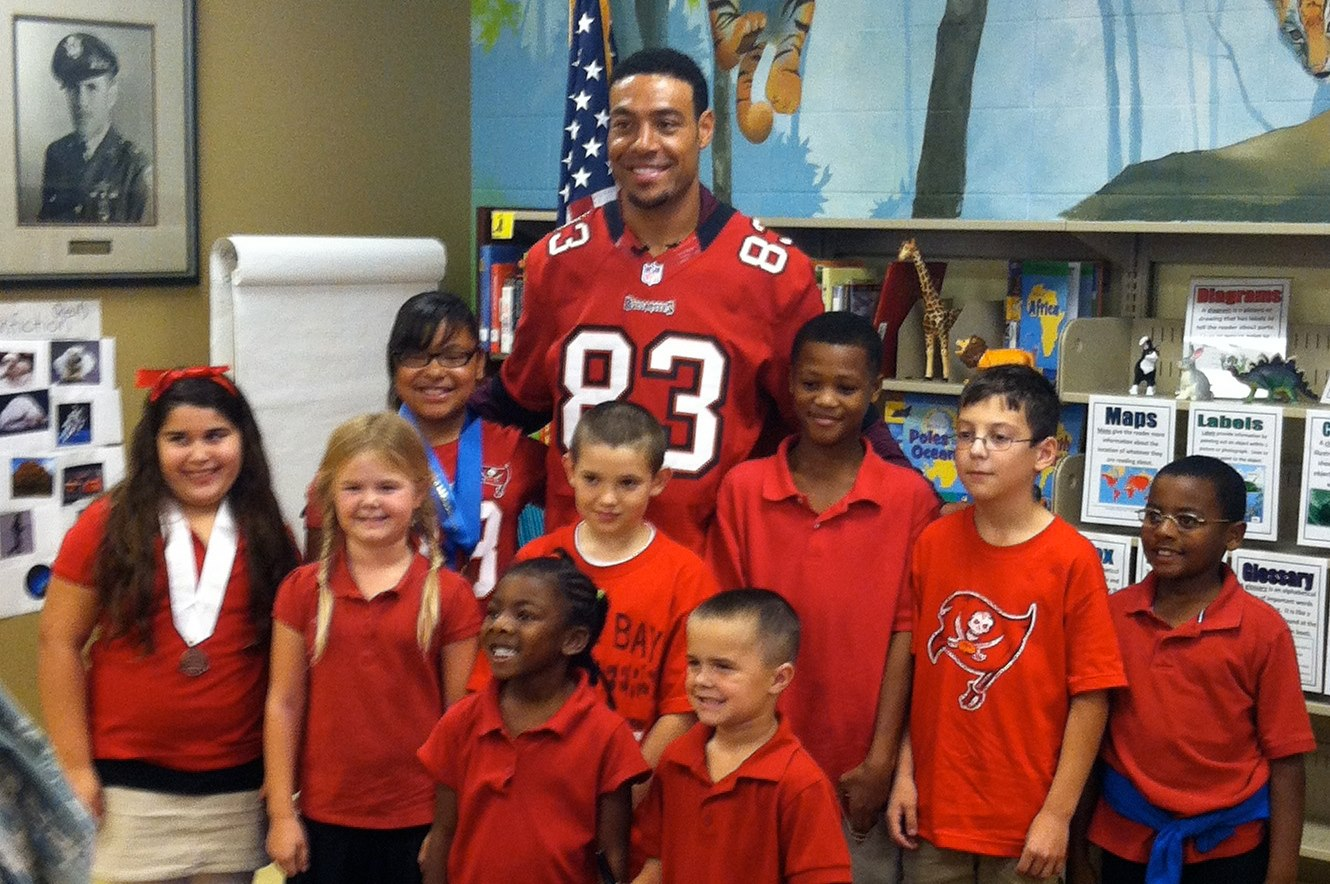 Jackson In Action 83 Foundation Hosts 8th Annual Local Youth In Action Camp